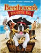 Beethoven's Treasure Tail (2014) (Blu-ray + DVD + Digital Copy + UV Copy) (US Import ohne dt. Ton) Blu-ray