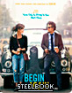Begin Again (2013) - Novamedia Exclusive Limited Quarter Slip A Edition Steelbook (KR Import ohne dt. Ton) Blu-ray