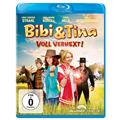 Bibi Tina Voll Verhext Blu Ray Film Details