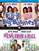 Big Business (1988) / Scenes from a Mall (1991) - Double Feature (Region A - US Import ohne dt. Ton) Blu-ray
