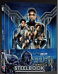 Black Panther (2018) 3D - Blufans Exclusive 1/4 Slip Steelbook (Blu-ray 3D + Blu-ray) (CN Import ohne dt. Ton)