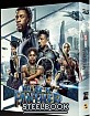 Black Panther (2018) 3D - Blufans Exclusive Double Lenticular Steelbook (Blu-ray 3D + Blu-ray) (CN Import ohne dt. Ton)