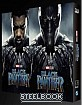 Black Panther (2018) 3D - Blufans Exclusive Single Lenticular Steelbook (Blu-ray 3D + Blu-ray) (CN Import ohne dt. Ton)