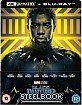 Black Panther (2018) 4K - Zavvi Exclusive Limited Edition Lenticular Steelbook (4K UHD + Blu-ray) (UK Import)