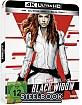 Black Widow (2021) 4K (Limited Steelbook Edition) (4K UHD + Blu-ray)