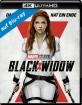 Black Widow (2021) 4K (4K UHD + Blu-ray) Blu-ray