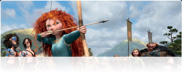 Merida Legende Der Highlands 3d Blu Ray 3d Blu Ray Bonus Disc