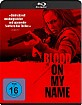 Blood on My Name Blu-ray