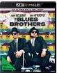 Blues Brothers 4K (4K UHD + Blu-ray) Blu-ray