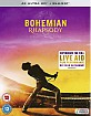 Bohemian Rhapsody (2018) 4K (4K UHD + Blu-ray + Digital Copy) (UK Import) Blu-ray
