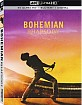 Bohemian Rhapsody (2018) 4K (4K UHD + Blu-ray + Digital Copy) (US Import) Blu-ray