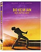 Bohemian Rhapsody (2018) (Blu-ray + DVD + Digital Copy) (US Import ohne dt. Ton) Blu-ray