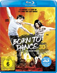 Born to Dance (2013) 3D (Blu-ray 3D) Blu-ray
