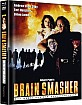 Brainsmasher - Das Model und der Rausschmeisser - Limited Collector's Edition Mediabook (Cover A) (Blu-ray + DVD) Blu-ray