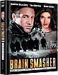 Brainsmasher - Das Model und der Rausschmeisser - Limited Collector's Edition Mediabook (Cover B) (Blu-ray + DVD) Blu-ray