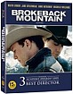 Brokeback Mountain (2005) - KimchiDVD Exclusive H&Co Masterpiece Series #3 Limited Edition (KR Import ohne dt. Ton)