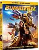 Bumblebee (Blu-ray + DVD + Digital Copy) (US Import ohne dt. Ton) Blu-ray
