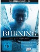 Burning (2018) 4K (Limited Collector's Edition im Mediabook) Blu-ray