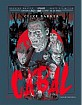 Cabal (Nightbreed) - Theatrical and Director's Cut - Édition Collector Digipack (Blu-Ray + Bonus Blu-ray + DVD + Buch) (FR Import ohne dt. Ton) Blu-ray