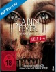 Cabin Fever 1-4 (Limited Mediabook im Schuber Edition) Blu-ray