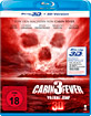 Cabin Fever 3 - Patient Zero 3D (Blu-ray 3D) Blu-ray