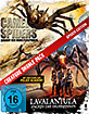 Camel Spiders - Angriff der Riesenspinnen & Lavalantula - Angriff der Feuerspinnen (Creature Double Pack - Spider Edition) Blu-ray