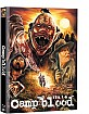 Camp Blood - Teil 1-6 (Limited Mediabook Edition) (Cover D) (Blu-ray 3D + 2 DVD)