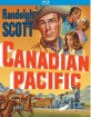 Canadian Pacific (1949) (Region A - US Import ohne dt. Ton) Blu-ray