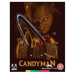 Candyman 1992 Limited Edition R Rated Cut And Uk Movie Theatre