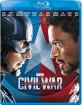 Captain America: Civil War (IT Import ohne dt. Ton) Blu-ray
