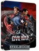 Captain America: Civil War (2015) 3D - Blufans Exclusive Limited Quarter Slip Edition Steelbook (CN Import ohne dt. Ton) Blu-ray