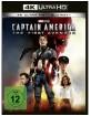Captain America: Der erste Rächer 4K (4K UHD + Blu-ray) Blu-ray