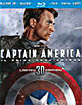 Captain America: Il primo vendicatore 3D  (Blu-ray 3D) (IT Import) Blu-ray