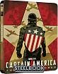 Captain America: The First Avenger 4K - Mondo X #043 Édition Boîtier Steelbook (4K …