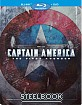 Captain America: The First Avenger - Steelbook (Blu-ray + DVD) (GR Import ohne dt. Ton)