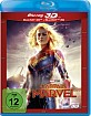 Captain Marvel (2019) 3D (Blu-ray 3D + Blu-ray) Blu-ray