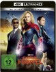 Captain Marvel (2019) 4K (4K UHD + Blu-ray) Blu-ray