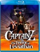 Captain Z & the Terror of Leviathan (2014) (Region A - US Import ohne dt. Ton) Blu-ray