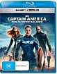 Captain America: The Winter Soldier (Blu-ray + Digital Copy) (AU Import ohne dt. Ton) Blu-ray