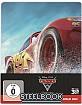 Cars 3: Evolution 3D - Limited Edition Steelbook (Blu-ray 3D + Blu-ray + Bonus Blu-ray) (CH Import) Blu-ray