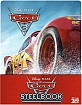 Cars 3: Evolution 3D - Limited Edition Steelbook (French Version) (Blu-ray 3D + Blu-ray + Bonus Blu-ray) (CH Import ohne dt. Ton) Blu-ray