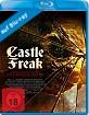 Castle Freak (2020) (Limited Mediabook Edition) (Cover A) Blu-ray