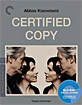Certified Copy - Criterion Collection (Region A - US Import ohne dt. Ton) Blu-ray