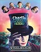 Charlie and the Chocolate Factory - HDzeta Exclusive Limited Full Slip Edition Steelbook (CN Import ohne dt. Ton)