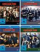 Chicago Fire: Staffel 1-4 Set (22-Disc Set) Blu-ray