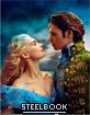 Cinderella (2015) - KimchiDVD Exclusive Limited Full Slip Edition Steelbook (KR Import ohne dt. Ton) Blu-ray