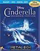 Cinderella (1950) - Diamond Edition (Blu-ray + DVD + Digital Copy) (Metal Box) (CA Import ohne dt. Ton)