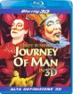 Cirque du Soleil - Journey of Man 3D (Blu-ray 3D) (IT Import ohne dt. Ton) Blu-ray