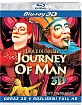 Cirque du Soleil - Journey of Man 3D (Blu-ray 3D) (CZ Import ohne dt. Ton) Blu-ray