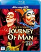 Cirque du Soleil - Journey of Man 3D (Blu-ray 3D) (SE Import ohne dt. Ton) Blu-ray